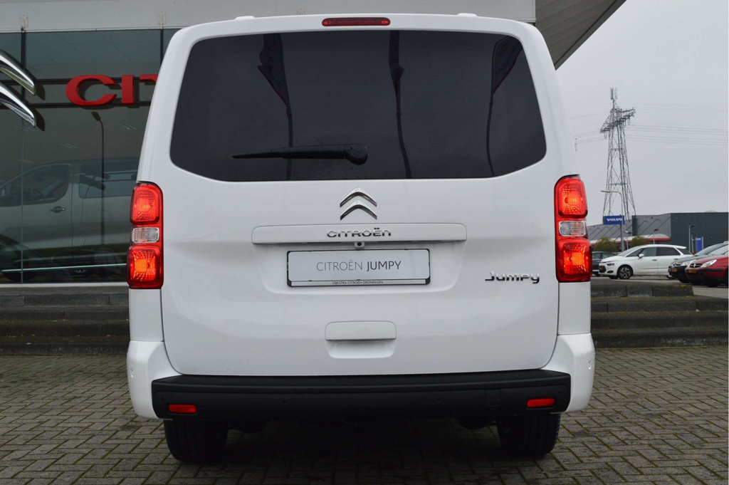 Citroen Jumpy leasen 5