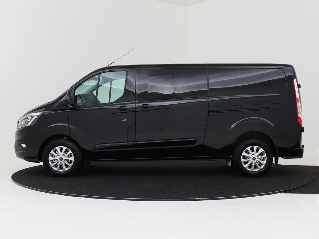 Ford Transit custom leasen 2