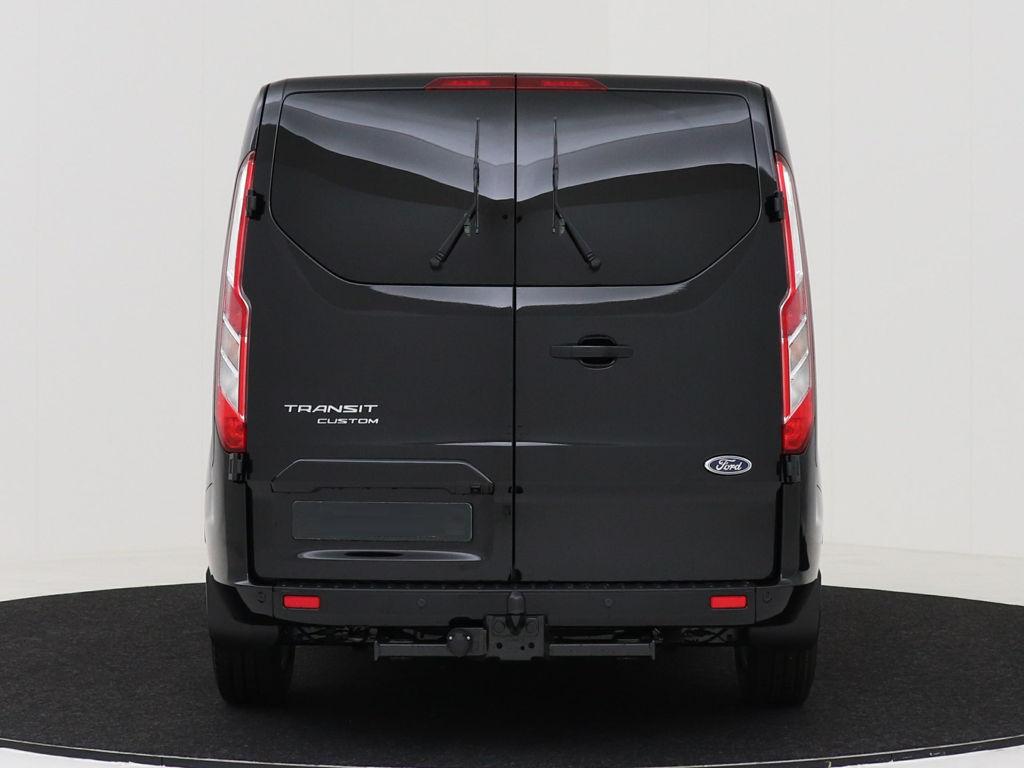 Ford Transit custom leasen 3