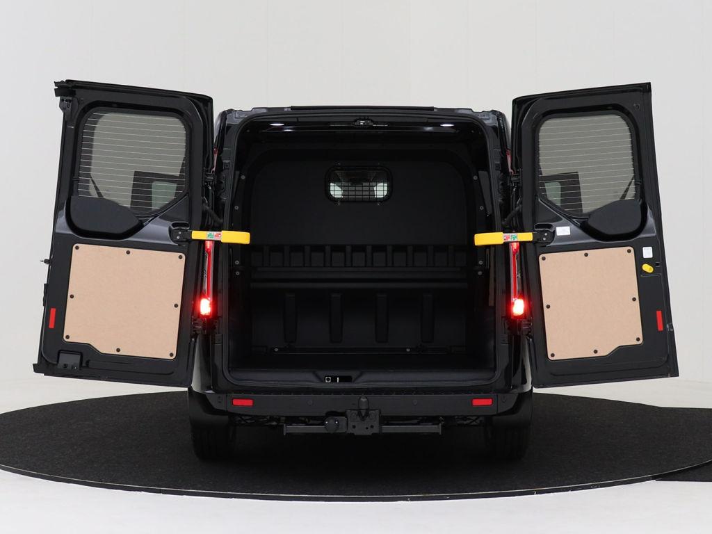 Ford Transit custom leasen 6