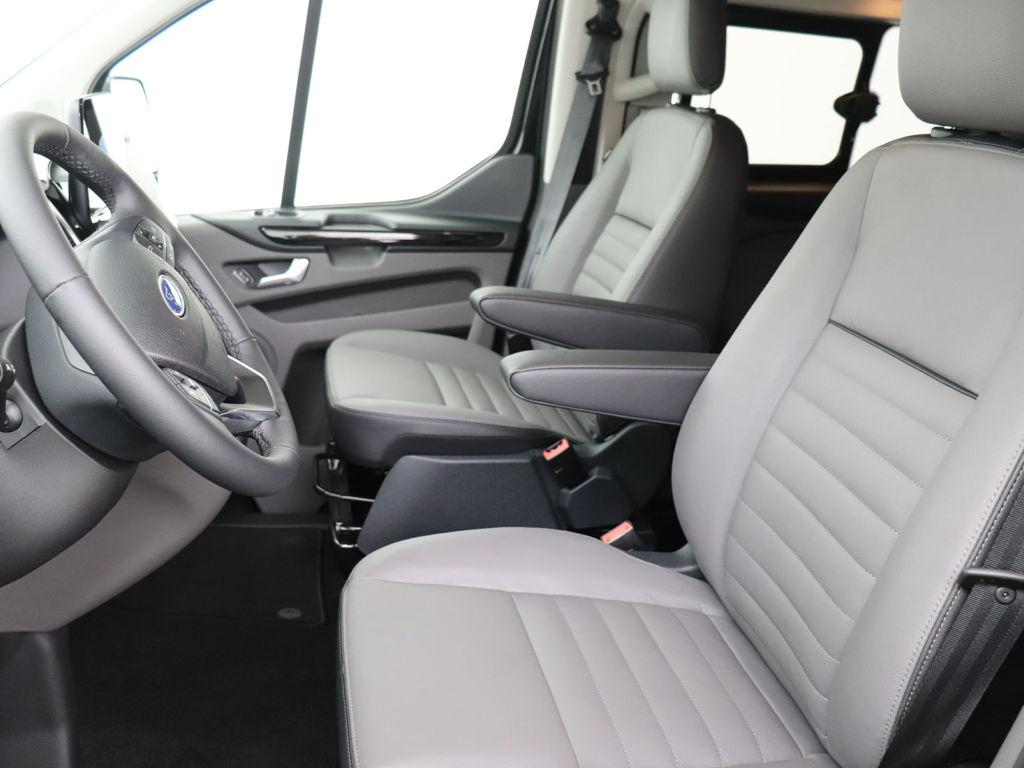 Ford Transit custom leasen 7
