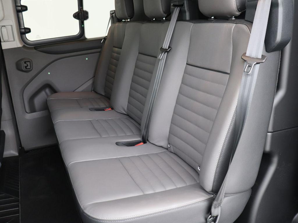 Ford Transit custom leasen 8