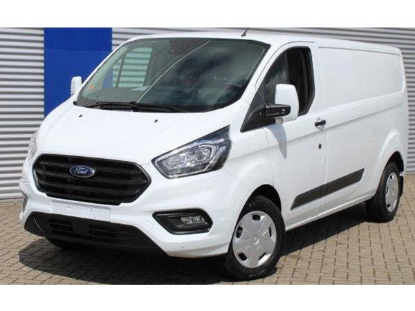 Ford Transit Custom leasen