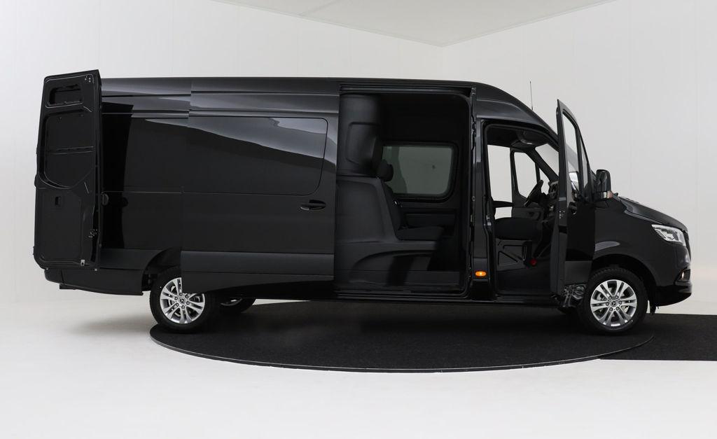 Mercedes Sprinter DC leasen 8