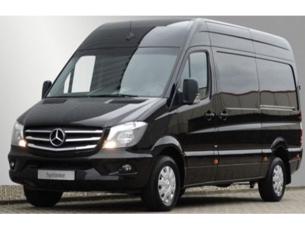 Mercedes Benz Sprinter leasen