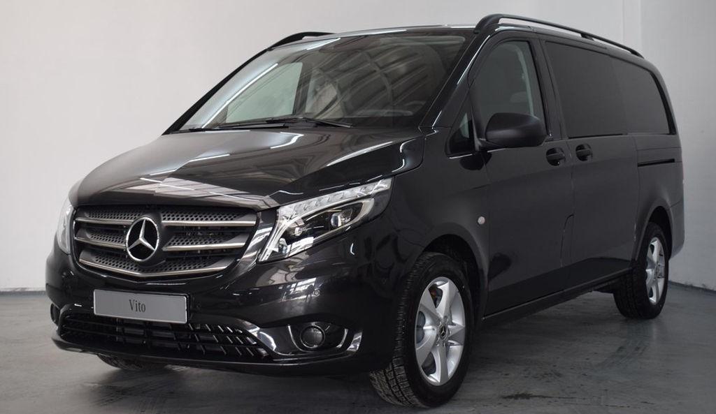 Mercedes Vito DC leasen 1