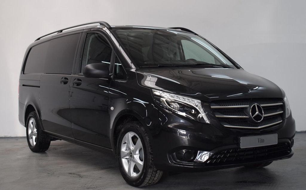 Mercedes Vito DC leasen 2
