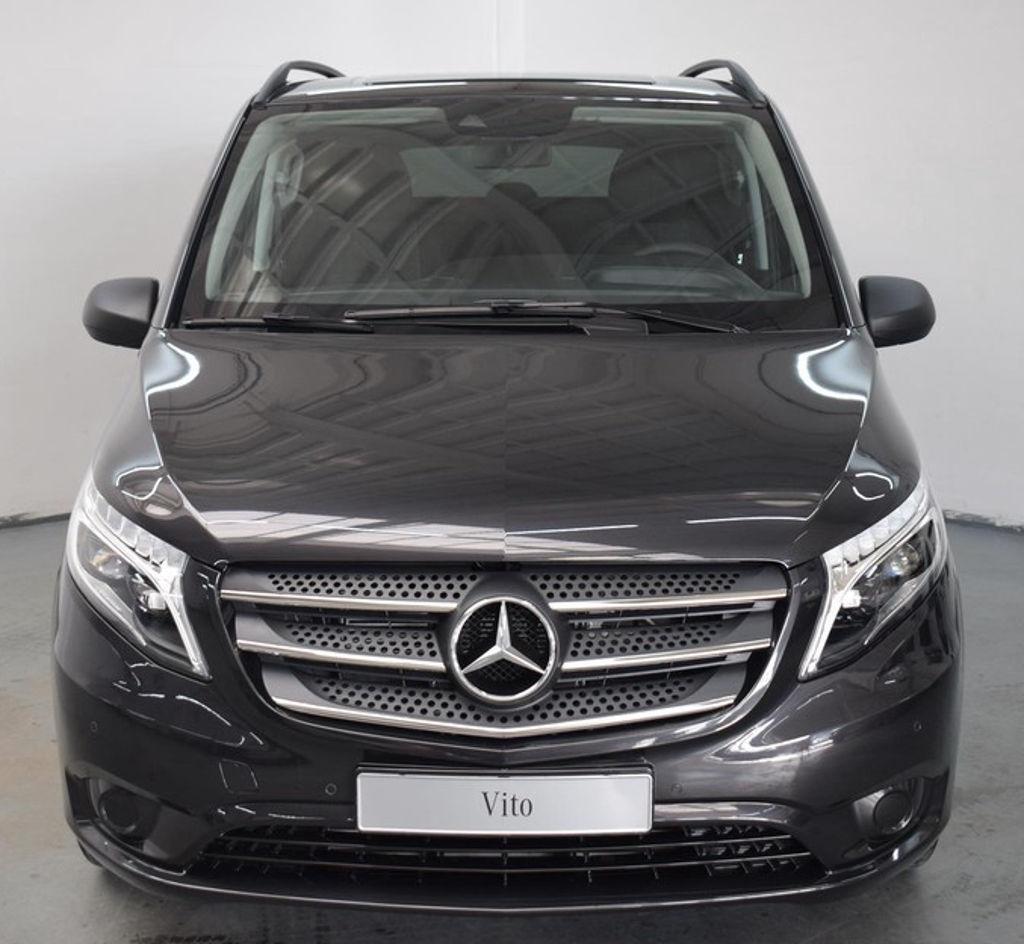 Mercedes Vito DC leasen 3