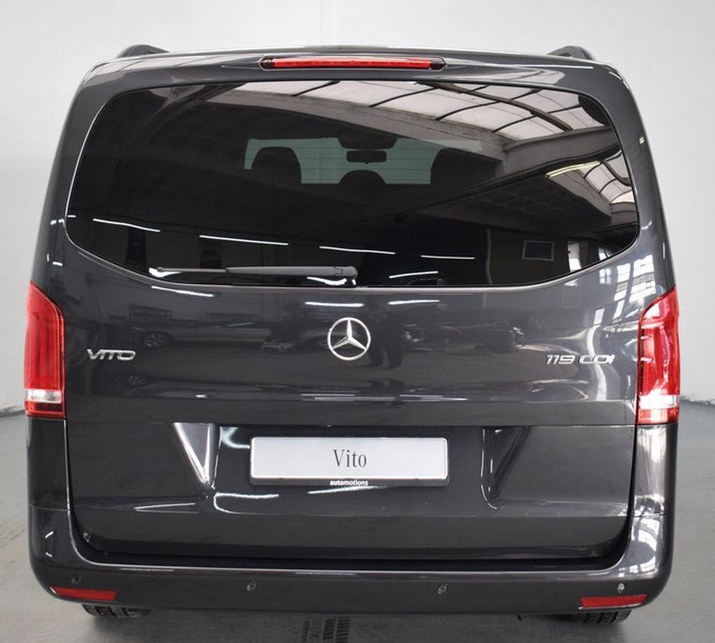 Mercedes Vito DC leasen 4