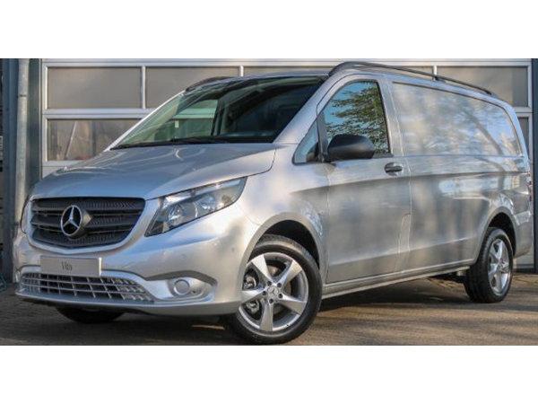 Mercedes Benz Vito leasen