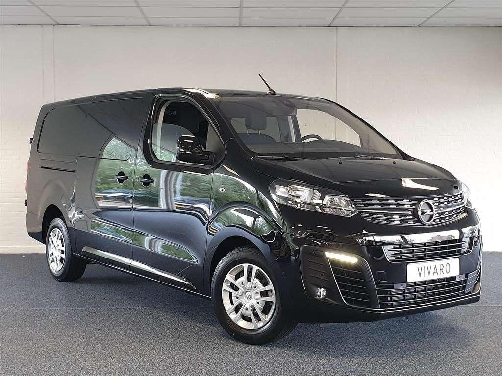 Opel Vivaro DC leasen 1