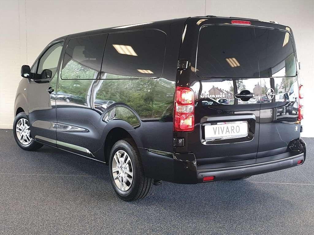 Opel Vivaro DC leasen 4