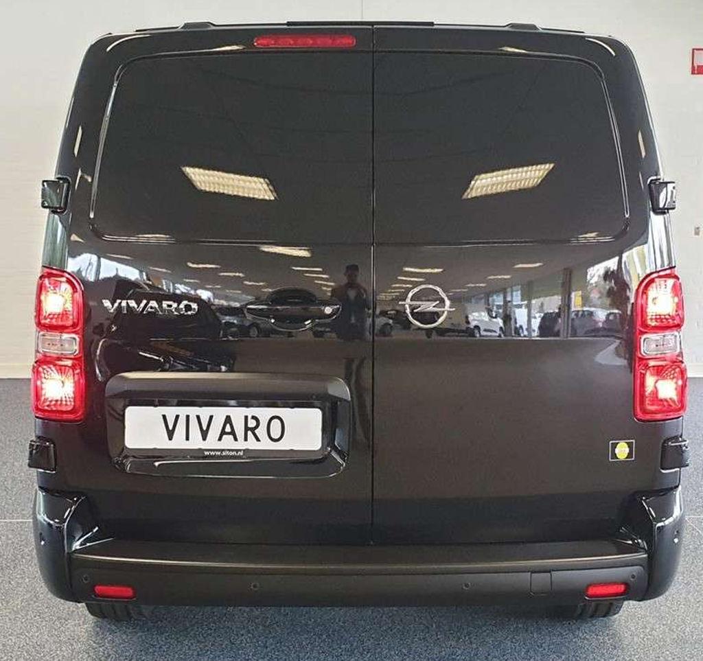 Opel Vivaro DC leasen 5