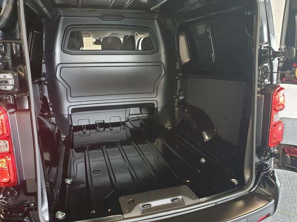 Opel Vivaro DC leasen 7