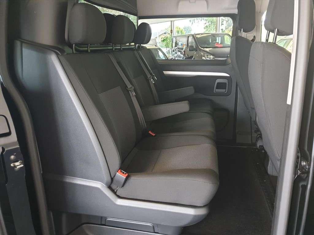 Opel Vivaro DC leasen 8