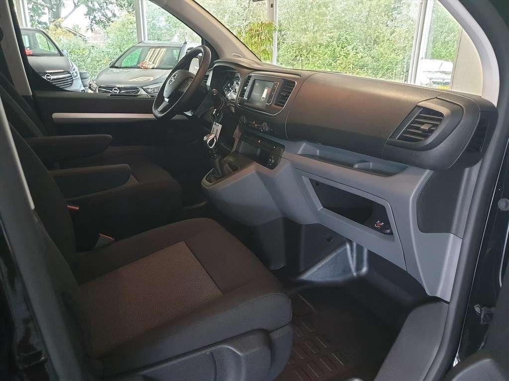 Opel Vivaro DC leasen 9