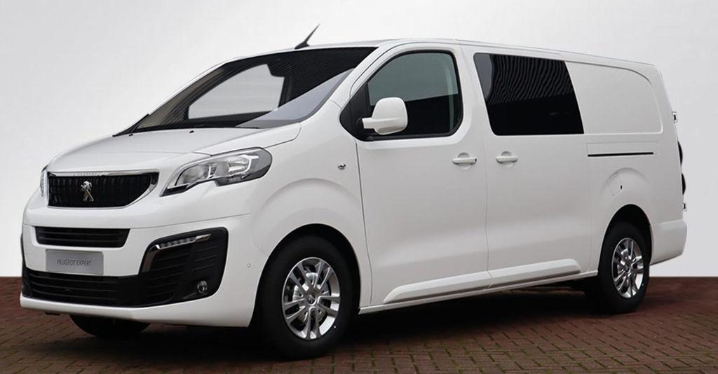 Peugeot Expert DC leasen 1