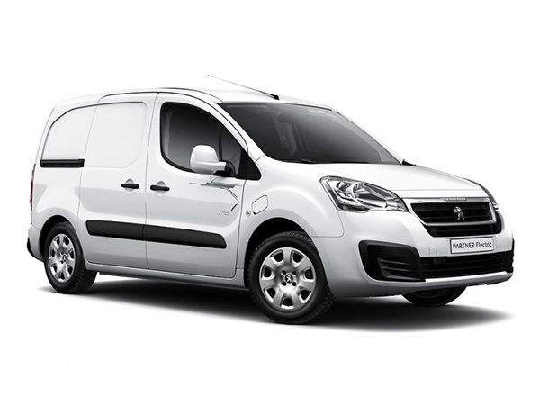 Peugeot Partner electric leasen