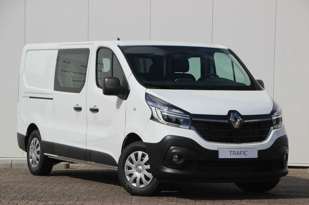 Renault Trafic DC leasen 1