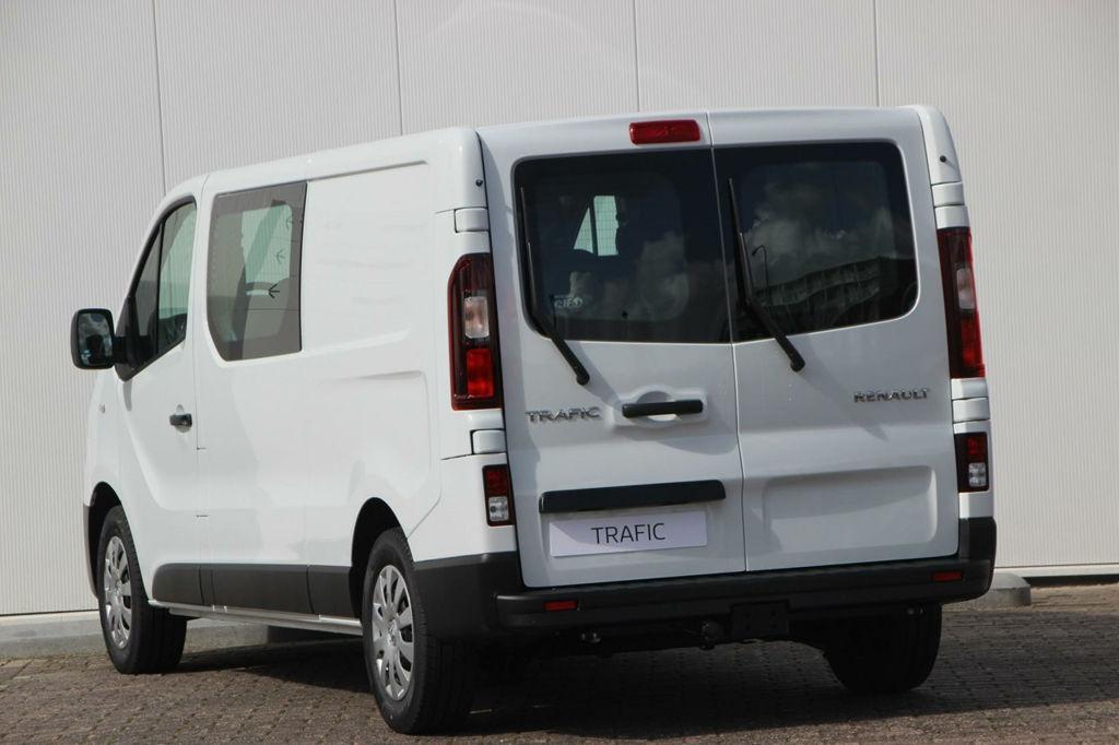 Renault Trafic DC leasen 3