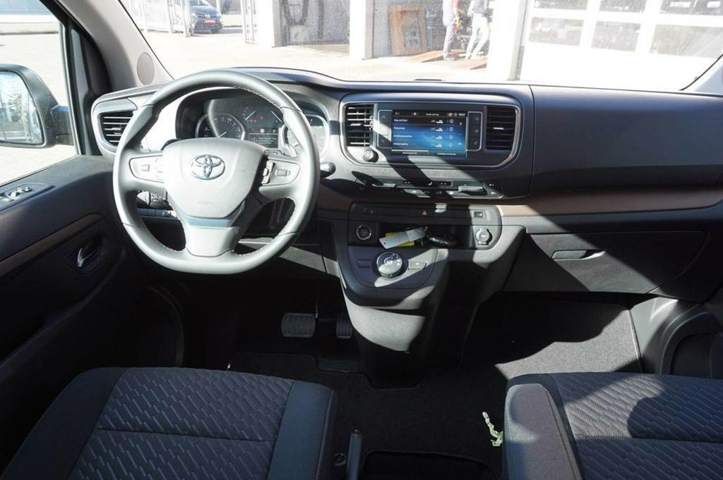 Toyota Proace DC leasen 6
