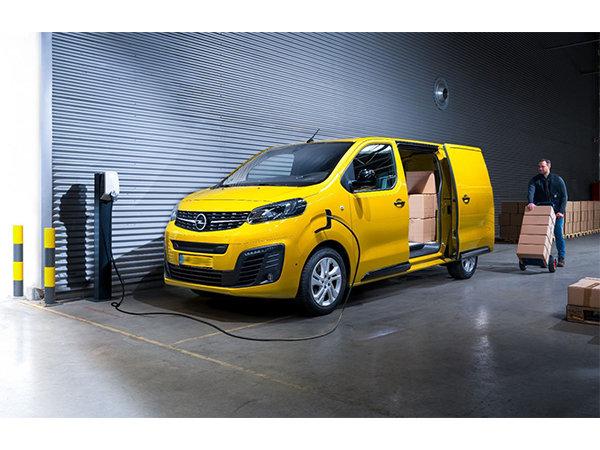 Opel Vivaro-e leasen